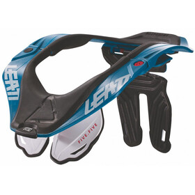 Leatt DBX 5.5 - Protection - gris/bleu